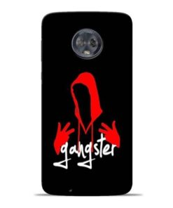 Gangster Hand Signs Moto G6 Mobile Cover