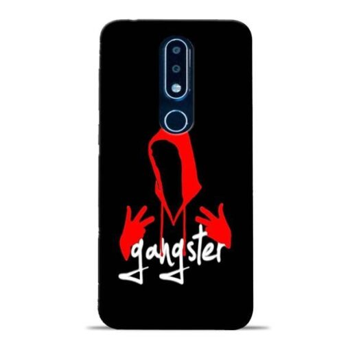 Gangster Hand Signs Nokia 6.1 Plus Mobile Cover