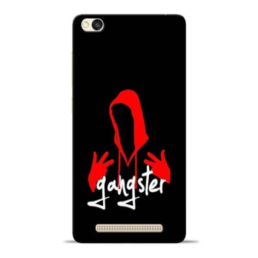 Gangster Hand Signs Redmi 3s Mobile Cover
