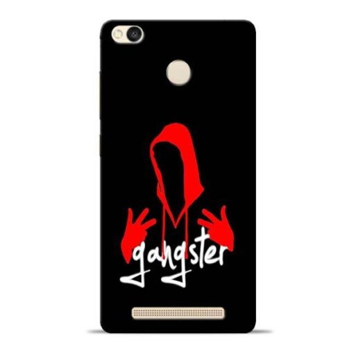 Gangster Hand Signs Redmi 3s Prime Mobile Cover