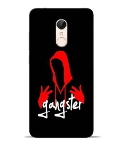 Gangster Hand Signs Redmi 5 Mobile Cover