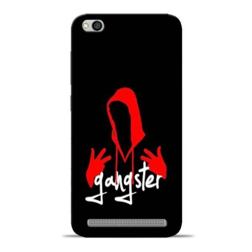 Gangster Hand Signs Redmi 5A Mobile Cover