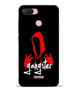 Gangster Hand Signs Redmi 6 Mobile Cover