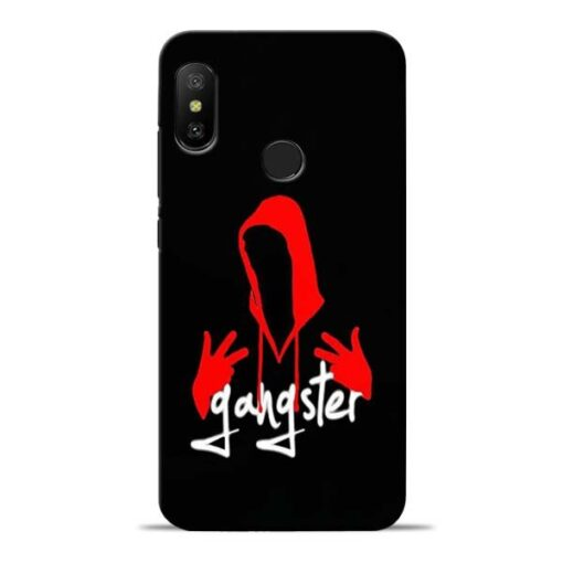Gangster Hand Signs Redmi 6 Pro Mobile Cover