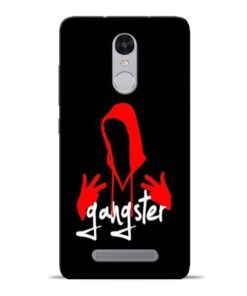 Gangster Hand Signs Redmi Note 3 Mobile Cover
