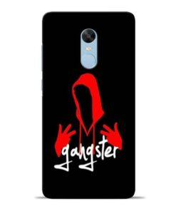 Gangster Hand Signs Redmi Note 4 Mobile Cover
