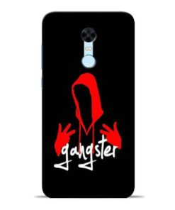 Gangster Hand Signs Redmi Note 5 Mobile Cover