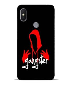 Gangster Hand Signs Redmi S2 Mobile Cover