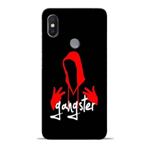 Gangster Hand Signs Redmi Y2 Mobile Cover