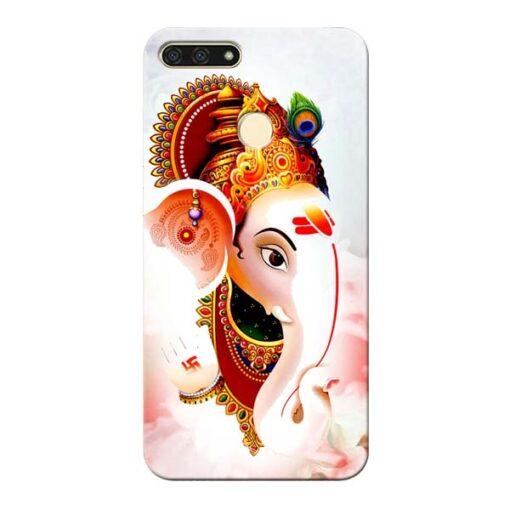 Ganpati Ji Honor 7A Mobile Cover
