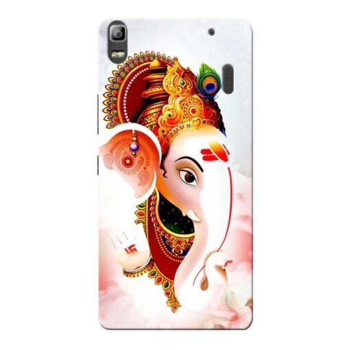 Ganpati Ji Lenovo K3 Note Mobile Cover