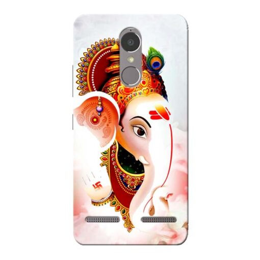 Ganpati Ji Lenovo K6 Power Mobile Cover