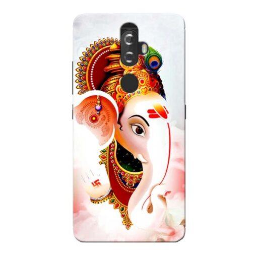Ganpati Ji Lenovo K8 Plus Mobile Cover