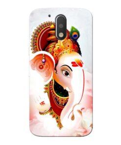 Ganpati Ji Moto G4 Mobile Cover