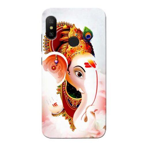 Ganpati Ji Xiaomi Redmi 6 Pro Mobile Cover