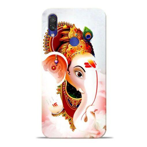 Ganpati Ji Xiaomi Redmi Note 7 Pro Mobile Cover