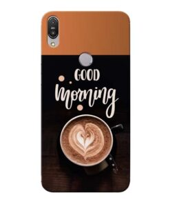 Good Morning Asus Zenfone Max Pro M1 Mobile Cover