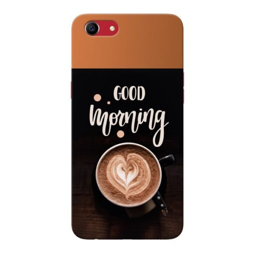 Good Morning Oppo A83 Mobile Cover