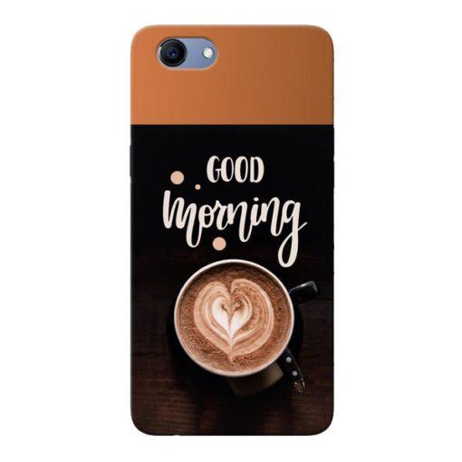 Good Morning Oppo Realme 1 Mobile Cover