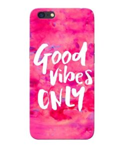 Good Vibes Oppo A71 Mobile Cover