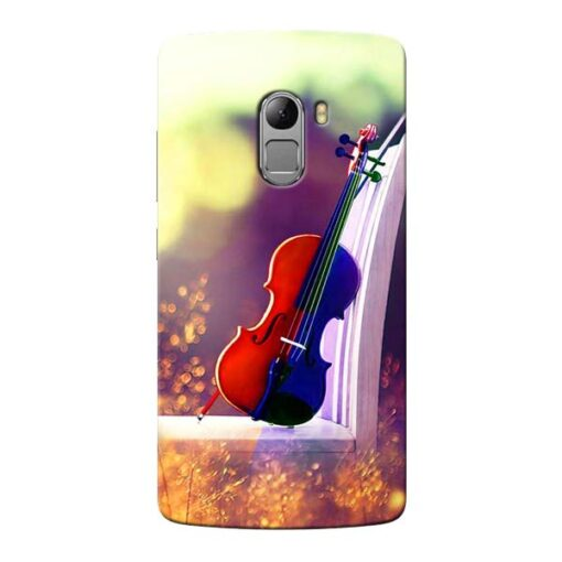 Guitar Lenovo Vibe K4 Note Mobile Cover