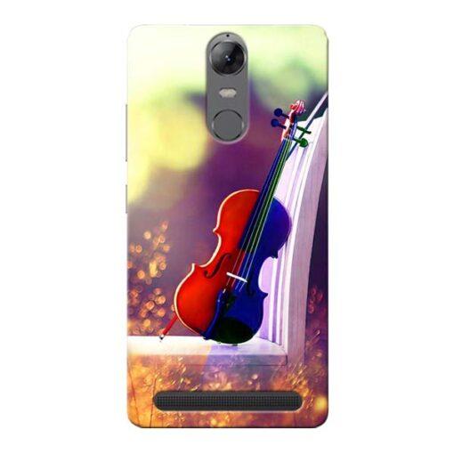 Guitar Lenovo Vibe K5 Note Mobile Cover