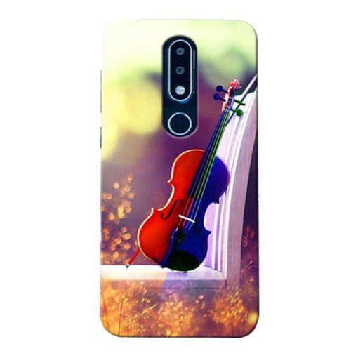 Guitar Nokia 6.1 Plus Mobile Cover