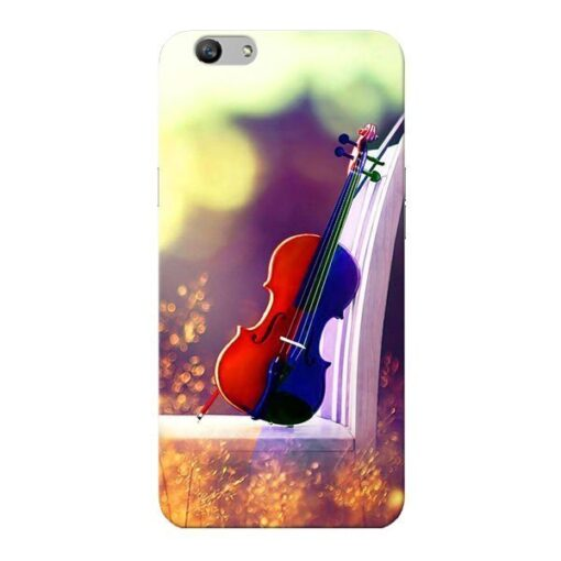 Guitar Oppo F1s Mobile Cover