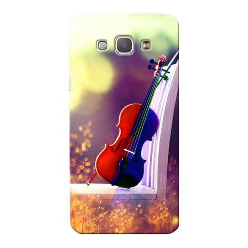 Guitar Samsung Galaxy A8 2015 Mobile Cover