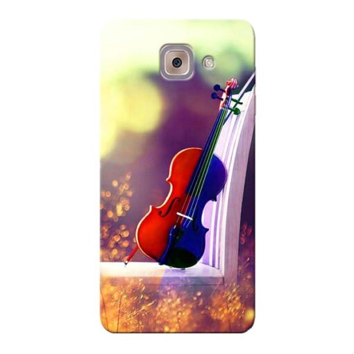 Guitar Samsung Galaxy J7 Max Mobile Cover