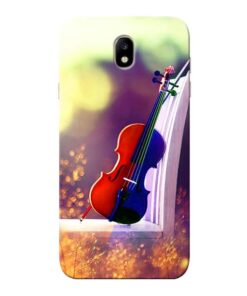 Guitar Samsung Galaxy J7 Pro Mobile Cover