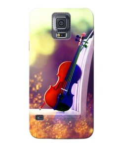 Guitar Samsung Galaxy S5 Mobile Cover