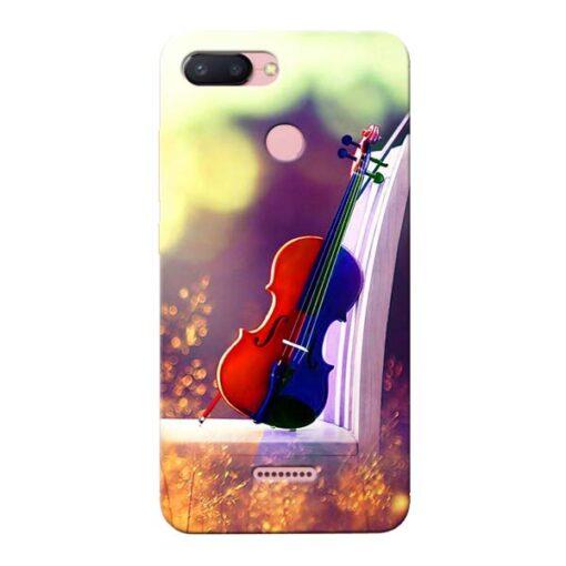 Guitar Xiaomi Redmi 6 Mobile Cover