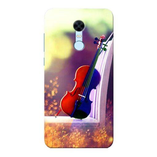 Guitar Xiaomi Redmi Note 5 Mobile Cover