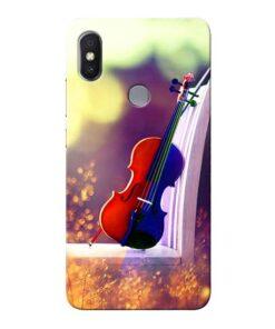 Guitar Xiaomi Redmi Y2 Mobile Cover