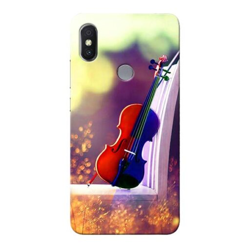 Guitar Xiaomi Redmi Y2 Mobile Cover