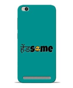 Handsome Smile Redmi 5A Mobile Cover