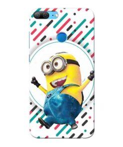 Happy Minion Honor 9 Lite Mobile Cover