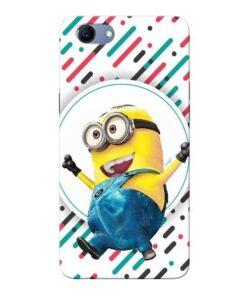 Happy Minion Oppo Realme 1 Mobile Cover