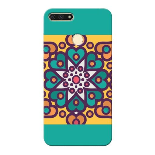 Happy Pongal Honor 7A Mobile Cover