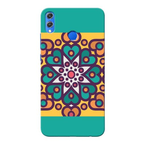 Happy Pongal Honor 8X Mobile Cover