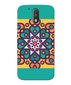 Happy Pongal Moto G4 Mobile Cover