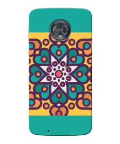Happy Pongal Moto G6 Mobile Cover