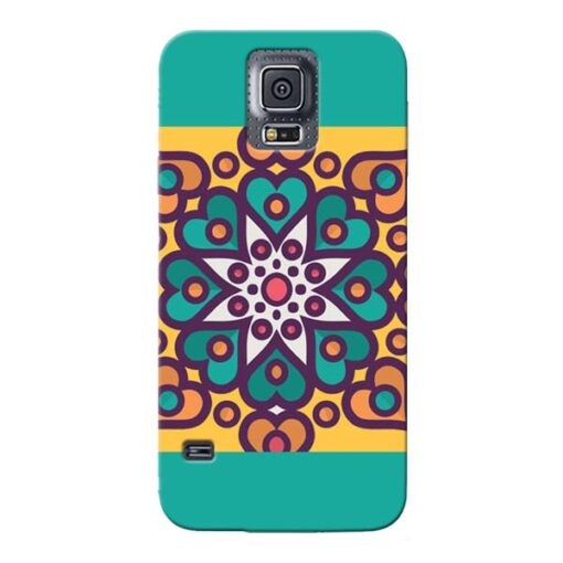 Happy Pongal Samsung Galaxy S5 Mobile Cover