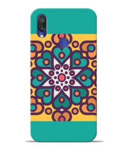 Happy Pongal Xiaomi Redmi Note 7 Mobile Cover