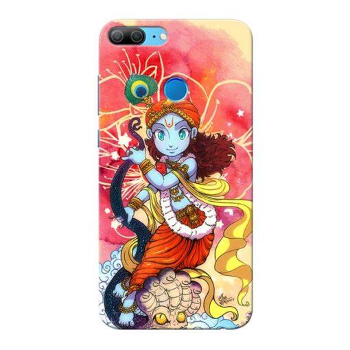 Hare Krishna Honor 9 Lite Mobile Cover
