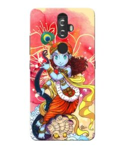 Hare Krishna Lenovo K8 Plus Mobile Cover