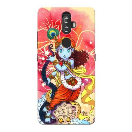 Hare Krishna Lenovo K8 Plus Mobile Cover