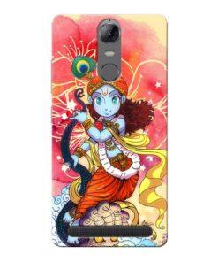 Hare Krishna Lenovo Vibe K5 Note Mobile Cover