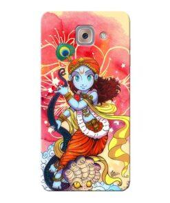 Hare Krishna Samsung Galaxy J7 Max Mobile Cover
